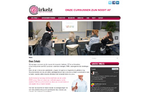 Screenshot website Zirkelz